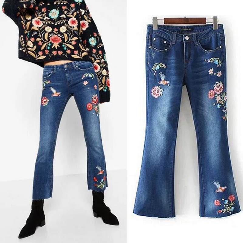 Womens bell bottom jeans online shopping-the world largest womens ...
