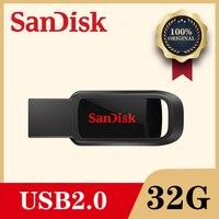 SanDisk CZ61 USB Flash Drive 128GB/64GB/32GB/16GB Pen Drive Pendrive USB 2.0 Flash Drive Memory stick USB disk usb flash|USB Flash Drives| |  -