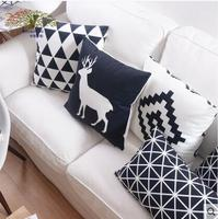PASAYIONE Suede Fabric Cushion Covers For Decoration Modern Style Brief Throw Pillowcase Home Car Decor Sofa