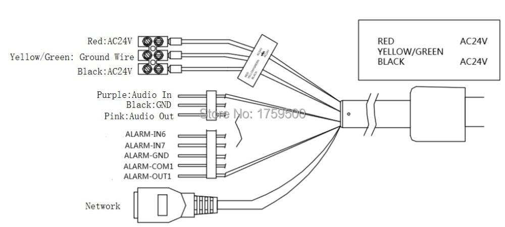 Hikvision Cctv Camera Wiring Diagram - Somurich.com