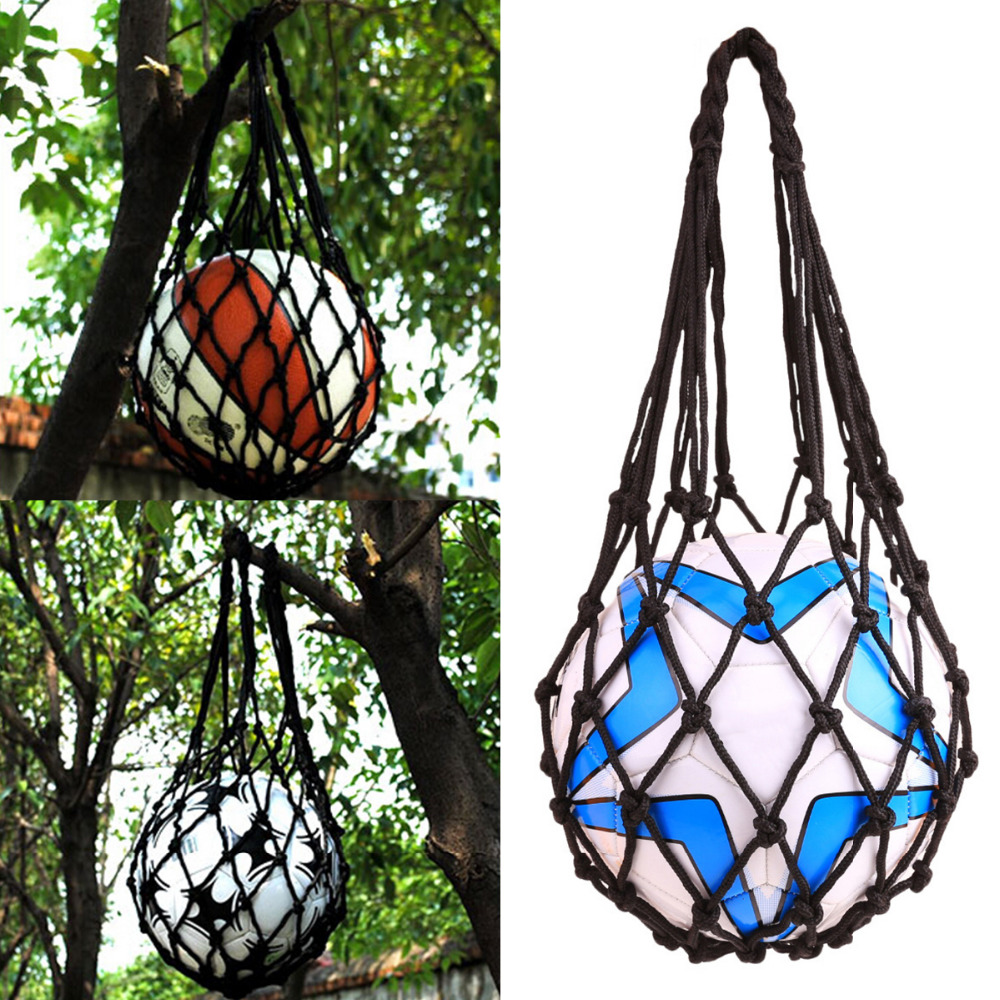 Bold Single Net Pocket Net Bag Ball Universal Net Bag For Training Football