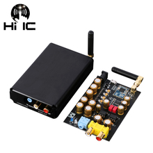 CSR8675 Bluetooth 5,0 приемник декодирование HiFi аудио Плата адаптер APTX HD беспроводной аудио модуль PCM5102 ЦАП