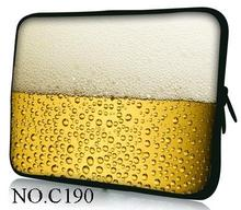 """Hot Beer 9.7"""" 10.1"""" 11.6"""" 12"""" 13.3"""" 14"""" 15"""" 15.6"""" Laptop Sleeve Bag Case  Pouch For HP Dell Gateway Sony ASUS Lenovo ThinkPad"""