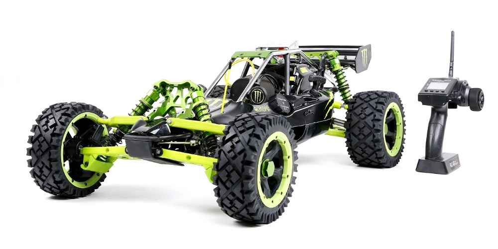 2017 Rovan 1/5 Baja 5B G290B Fuel Truck Gasoline RC Car With Zenoah 29cc Engine 50KG Steering High strength nylon suspension 2017 new rovan 1 5 scale gasoline rc car baja 5b high strength nylon frame 29cc engine warbro668 symmetrical steering