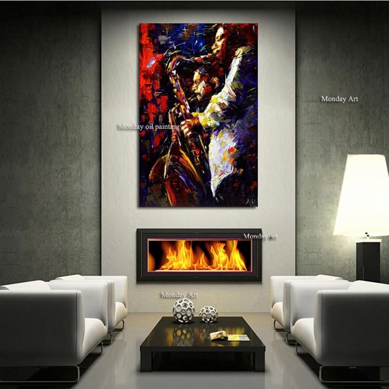 a óleo imagem da arte pintados à