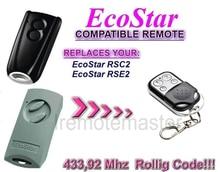 2018 Новый Hormann Ecostar RSE2 RSC2 comaptible Handsender 433 МГц плавающий код дистанционного