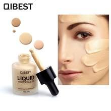 8 kolorów idealny nawilżający podkład w płynie pełne pokrycie korektor kontrola oleju łatwy miękki krem nawilżający makijaż
