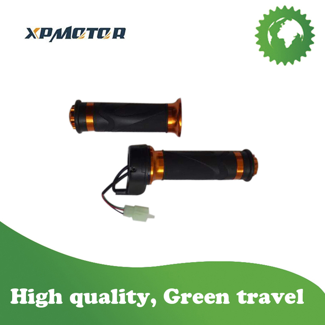 0-5V Twist throttle for electric motorcycle Grip Hall throttle