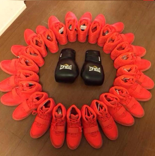 ... TOP QUALITY HOT SALE MEN WOMEN BOOTS SHOES Men Yezzy 2 Kanye west red  october ... 1efa348cc