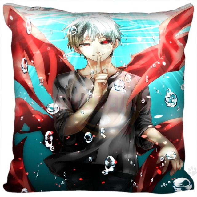 Tokyo Ghoul (One Side) Pillow Cover