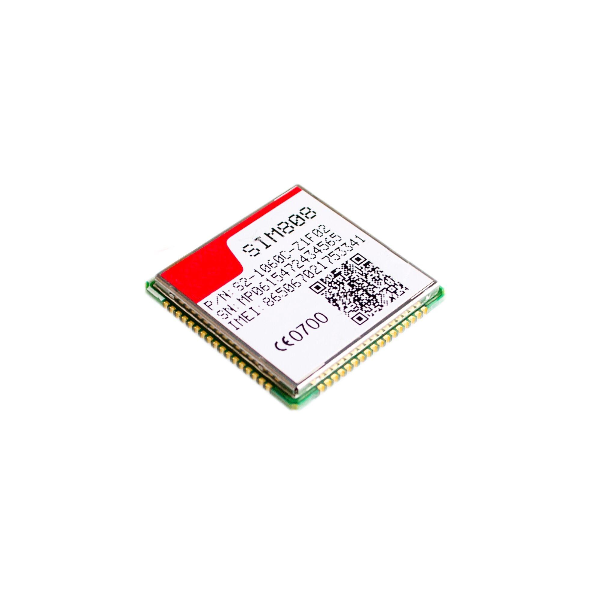 sim808 new goods gsm  gprs gps module  stead of sim908