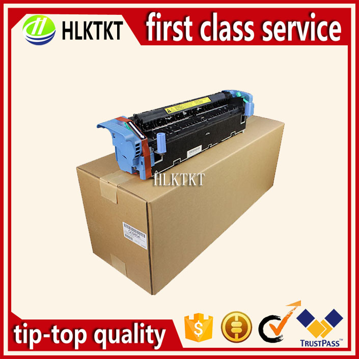 Original 95%New for hp LaserJet 5550 5550n 5550dn Fuser Assembly Fuser Unit RG5-7692-000 RG5-7691-000 RG5-7692 RG5-7691 free shipping original for hp5500 5550 hp clj 5550 fuser drive assembly rg5 7700 000cn rg5 7700 rh7 1617 motor on sale