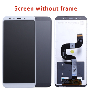 Image 2 - For Xiaomi Mi A2 MIA2 LCD Display Digitizer Touch Screen Assembly for Xiaomi Mi 6X MI6X Replacement Repair Parts White 5.99 inch