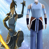Game Avatar Legend of Korra Korra Cosplay Costume Halloween costume