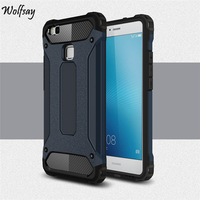 Handsome cover case huawei p9 lite case durable armor tpu pc phone funda case huawei p9.jpg 200x200