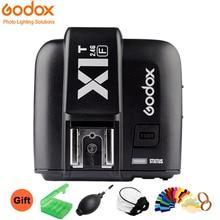 Godox X1T-F TTL 1/8000s 2.4G Wireless Trigger Transmitter for Fujifilm Fuji DSLR Cameras TT685F TT350F V860II-F AD200