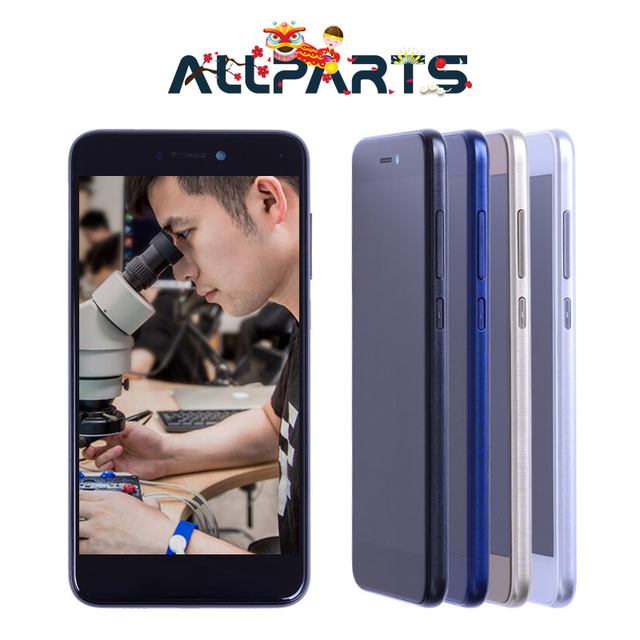 """ALLPARTS 5.2"""" Display For HUAWEI Honor 8 Lite LCD Display Touch Screen for Huawei Honor 8 Lite LCD Digitizer with Frame"""