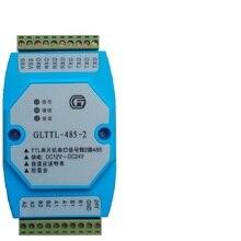 TTL zu 485 Modul Single-chip-mikrocomputer Serielle UART Ebene Signal zu 485 Photoelektrischen Isolation Automatische Flow Management