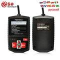 Alta qualidade foxwell nt201 trabalho para multimarcas veículos obd2 scanner de carro com o espanhol better than ms509 obd ferramenta de verificação
