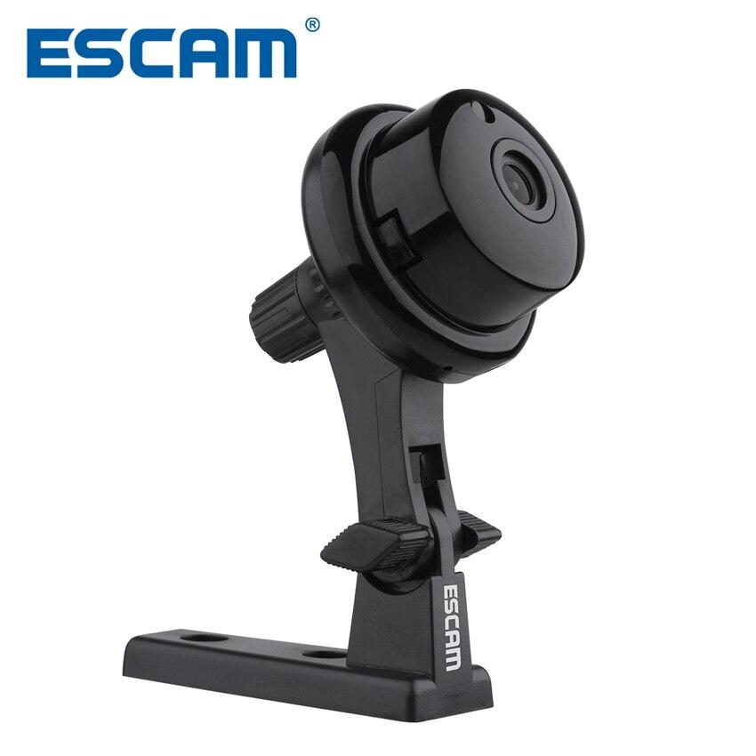 bilder für ESCAM Taste Q6 Wifi Mini Haushalt Ip-kamera 1.0MP HD 720 P Onvif 2,4 P2P indoor Überwachung Nachtsicht Sicherheit CCTV kamera