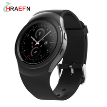 HRAEFN Reloj inteligente 2017 G3+ A2S Bluetooth Smart Watch Heart Rate Monitor Smartwatch Sport bracelet lFor Android iOS Phone