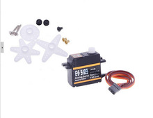 EMAX ES3103 Plastic Analog Servo with Gears and Parts for RC Boat Plane