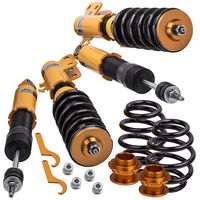 Full Coilovers Suspension for Toyota Yaris Shock Absorber Struts 2013 2017