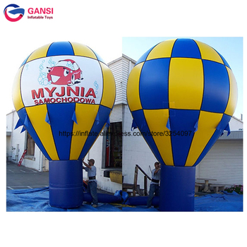 Customisze inflatable gaint advertising ball for sale inflatable ground ball advertising balloon цена 2017
