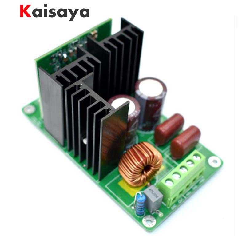 цена mini HIFI high power IRS2092 digital mono 500W 4 ohm home amplifier board A1-003