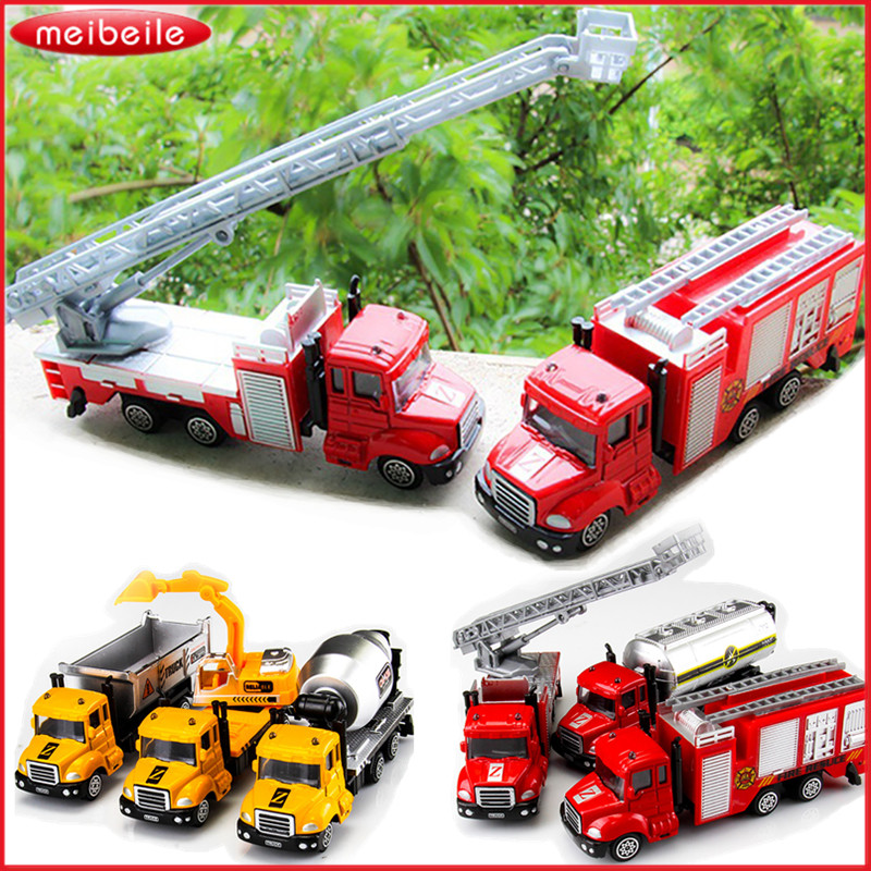 Engineering Toys For Boys : Alloy diecast car models engineering cars juguetes