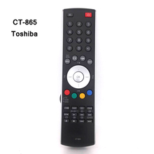 New Replaced Remote Control CT-865 CT865 for Toshiba TV 20WL