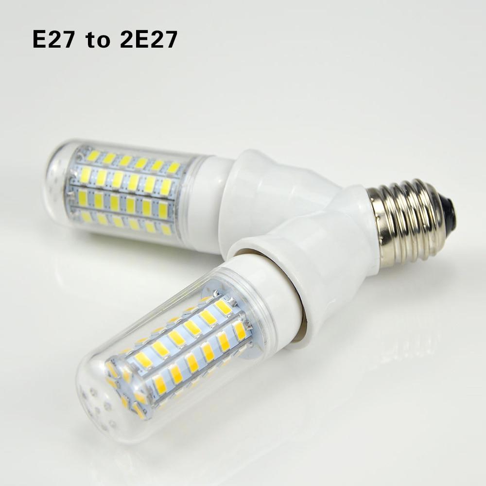 Led основание лампы конверсионный держатель конвертер гнездо адаптер GU10 G9 B22 E27 E14 E12 огнеупорный материал для дома светильник и lightitng