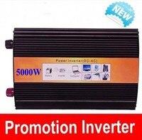 De Onda Sinusoidal Pura Inversor Inverter 5000w Pure Sine Wave Inverter Converter To AC110V 220V Solar