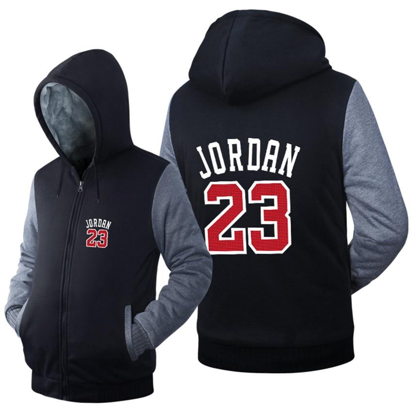 9f107999166542 Wholesale US Size Basekeball Jordan 23 Jacket Winter Women Men ...