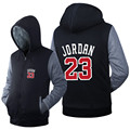 Wholesale US Size Basekeball Jordan 23 Jacket Winter Women Men Hoodie Polo Hoodie Zipper Casual Clothing Sweatshirts Sportwear