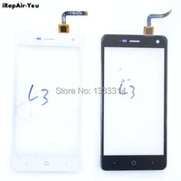 6PCS Lot IRepair You Screen Touch Digitizer Replacement For ZTE Blade L3 Touch Screen Digitizer Glass