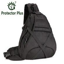 Men s Rucksack Large Capacity Travel One Shoulder Backpack Freelander Side Bags Tactics Chest Package 14