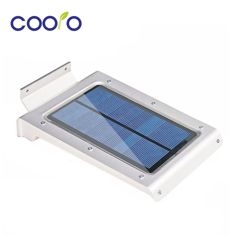 46 LEDS LED Solar Light Waterproof IP65 Sensor Light Outdoor Light Path  Wall Lamp Spot Lights