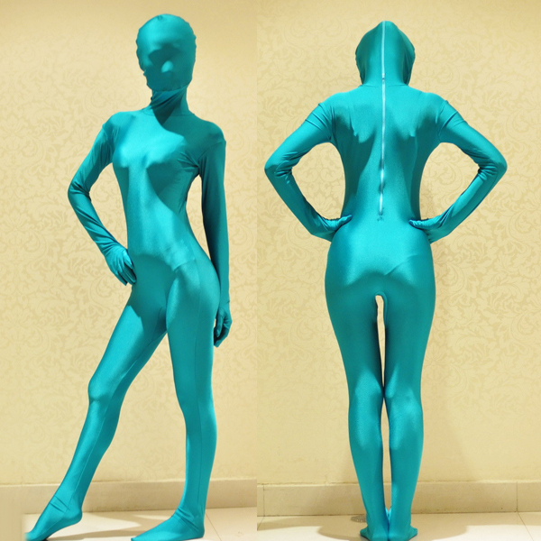 Free Shipping Dhl Discount Sexy Full Body Adult Blue -4148