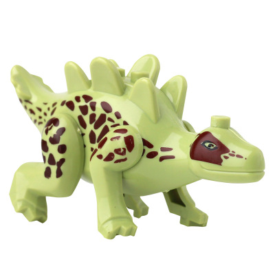 20Sets DHL Kids Educational Dinosaur Bricks Toy Building Blocks Compatible With Major Brand Boy DIY Block Brick 8pcs/Set