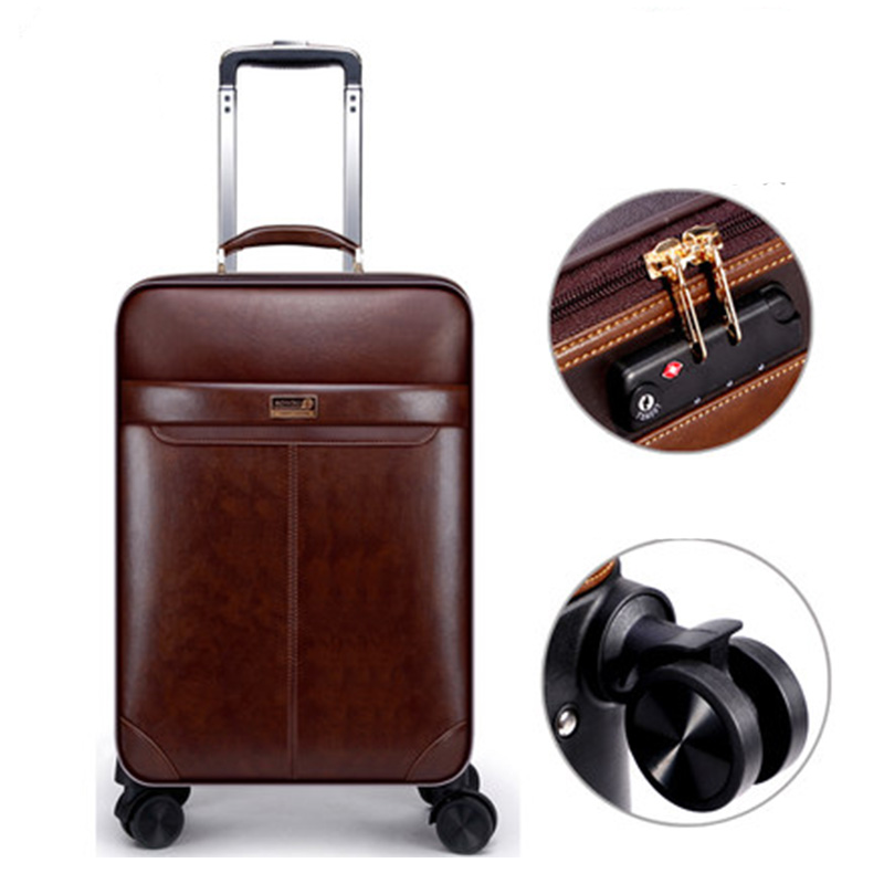 20inch 24inch Luxe 24inch Roulement 16inch Sac Bagages 24 Avec 16inch