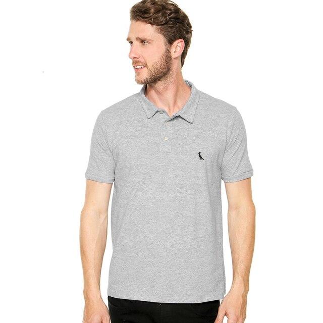 Dudalina camisa Polo Reserva Camisa Nova Marca Polo Homens Manga Curta de  Algodão Dos Homens Camisas 5b72650e88c0f