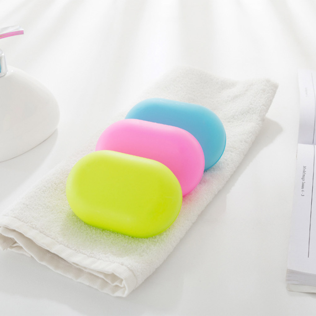 Waterproof Leak Proof Bathroom Soap Dish Box Case Holder Home Shower Travel Camping Portable Soaps Container