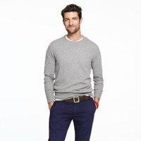 100% кашемир Для мужчин пуловер свитер 2017 одноцветное Цвет о воротник свитера с длинными рукавами Европа мода осень/зима Человек свитера