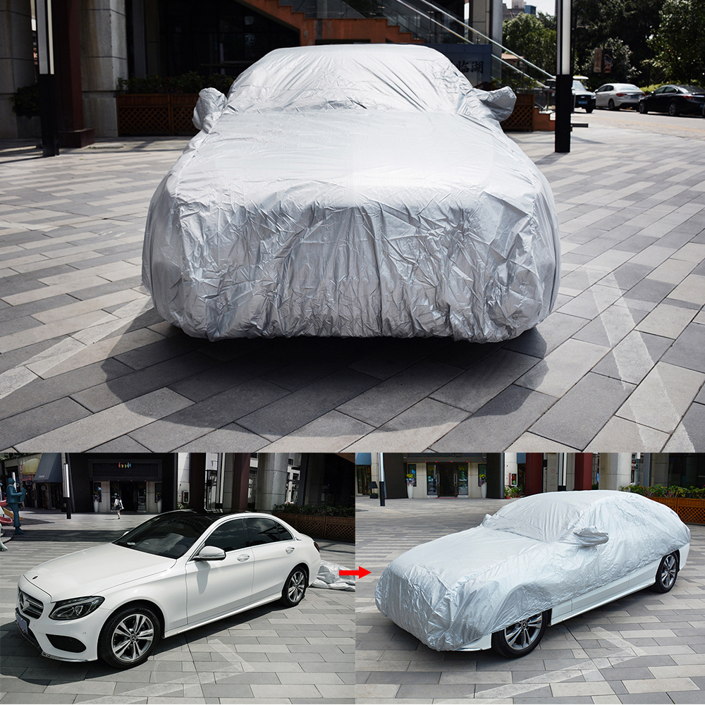 High Quality Breathable Car Cover Protector For Opel Monza 1984-1987
