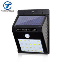TRANSCTEGO Wireless Solar Lamp