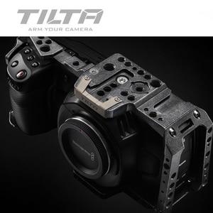 Image 2 - TILTA BMPCC 4K 6K กรง RIG ยุทธวิธีสำเร็จรูปหรือสีเทาเต็มกรง TILTAING สำหรับ BMD Blackmagic BMPCC4K 6K Full กล้อง