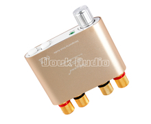 Cheapest prices 2017 Lastest Nobsound NS-10G TPA3116 Bluetooth 4.0 Mini Digital Amplifier Stereo HiFi Home Audio Power Amp 100W Gold