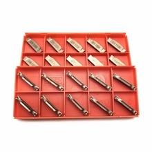 цена на N123G2 0200/0300/0400 CR1125 slotted carbide blade N123G2 lathe tool metal turning tools tungsten carbide CNC cutting tool