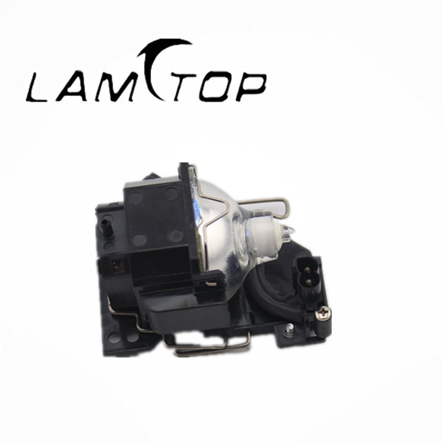 LAMTOP  compatible lamp with housing/cage   DT00781  for  CP-X253 lamtop original lamp with housing cage dt01022 for ed x24